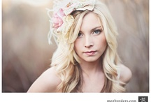 Wedding Hairpieces / by Julie Middle Aisle