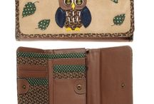 Wallets & Bags / Toe Rags new range of Wallets & Bags