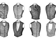 Victorian Gentlemen Clothing