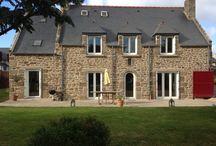 Maison bretonne en pierre