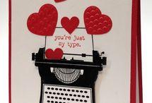 Valentine's Cards / San Valentine