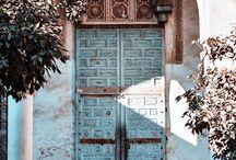 Arabic inspiration / inspiração árabe