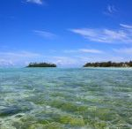 Rarotonga / Reisen mit Kindern. Weltreise mit Kind.
