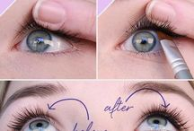 MAKE UP - TIPS