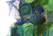 <<textile art>>