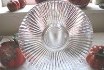 Crystal housewares