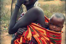 Afrika / Současný evropský oděv inspirovaný etnikou Afrika. Dámská a pánská kolekce.. Fresh - Young - New ways  Materiály: Veba Barevnost: Tvarosloví- Silueta