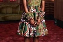 °·Afro Fashion·° / African prints and fashion