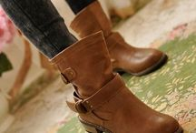 I ♥ Boots / by Breanna Graber