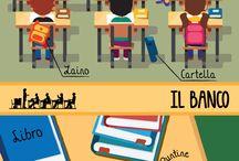 Scuola parole