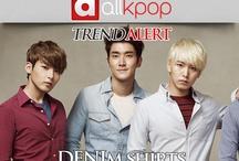 allkpop Trend Alert / by allkpop
