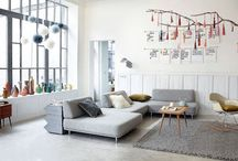 Salon - Séjour - Lliving room
