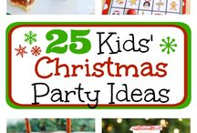 Kids-mas party