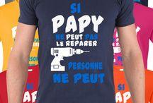 Tee-shirt cadeau humour
