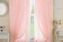 voile bathroom curtains