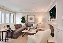 Layout living room / by Blair Bentley