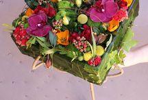 Geomatric / Flower arrangement