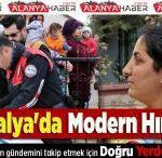 Antalya'da Modern Hırsız
