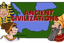 Homeschool History; Ancient History & Mythology / Units on Mythology. Included units on Ancient Greece, Rome, and Egypt. Studies on Vikings and Aztecs