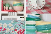 Kitschy Kitchen / by Heidi Smith