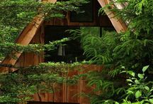 Cool dwellings / where I'd live, sleep or just be