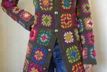 Crochet, tops