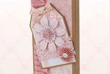 Cards in Rose