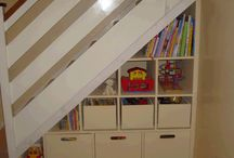 Storage and space saving :)  / Storage and space saving ideas.