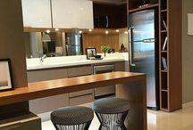 cozinha/ lavanderia