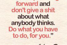 Just do it! / by Hilde M.Makkinje