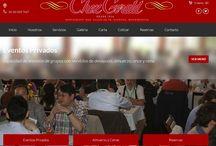 Sitios Web / Portafolio de Diseño de Sitios Web