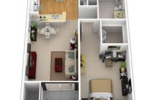 decor/interior/architecture / by black butterfly