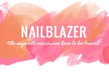 October 2014 Contest Winner / We recently announced that we wanted to share our Pinterest fame with our fans. Congratulations Nailblazer, we're excited to announce that you're our October Pinterest contest winner. :)  http://www.inspirationail.com/october-winner/