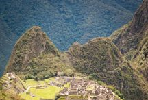 South America / Ideas for future trips to South America