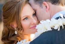 Maui Wedding Day Hair and Makeup / Maui Beach Weddings, Maui Vow Renewals, Maui Engagements, Maui Elopement packages, Eloping to Maui, Maui Bridal Updo Hair and Makeup, Maui Wedding Bouquets, Maui Ukulele Players, Maui Wedding Photography