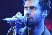 Adam Levine; Maroon 5 / by Janice Frauenfeld