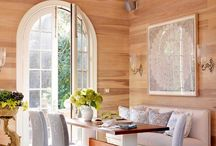 Dining Spaces / by Terri Faucett