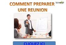 COMMENT FAIRE UNE BONNE RÉUNION / Donnez du peps à vos présentations et réunions avec notre fromation