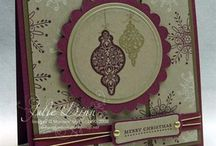 christmas / by Stamp & Scrap with Frenchie