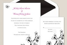 Invitations for any occasion  / It's just a passion