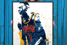 NBA Posters