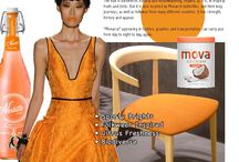 "Color Alert - March 2014 / Color Marketing Group presents ""Monarca"" - The hue is biodiverse, natural and mouthwatering, related, as it is, to tropical fruits and birds. But it is also inspired by Monarch butterflies, and their long journeys, as well as folkwear from many different countries.  Sign up to receive CMG's monthly Color Alerts http://tinyurl.com/q88r74c"