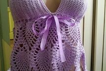 crochet halter tops