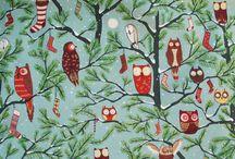 Christmas Textiles