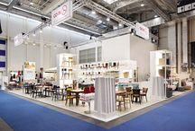 Messe Internorga Hamburg 2015 / tradeshow, messe, möbel, furniture