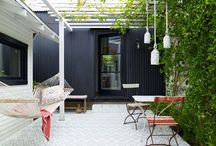 Shed & Backyards