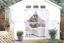 Yard and Garden / Decorating the outdoors and pretty spaces