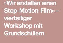 Foto und Film mit Schülern