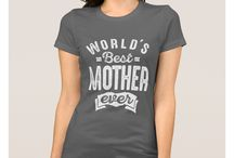 MOTHER T-SHIRTS