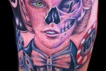 Sin the Skin Tattoo Australia